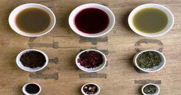 Alkaloide im Tee