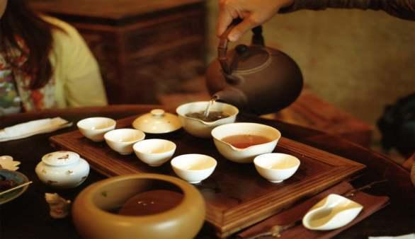 Die Chinesische Teezermonie