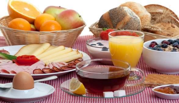 Der Frühstückstee