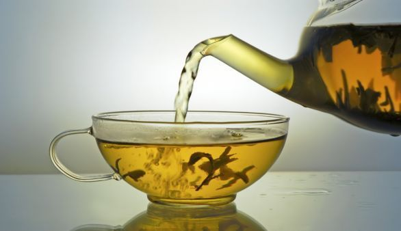Die richtige Ziehzeit beim Tee