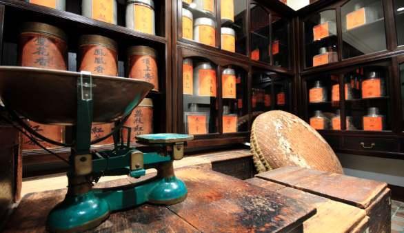 Aufbewahrung von Tee