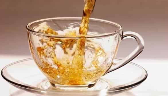 Die richtige Wassermenge bei Tee