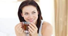 Wirkung von Tee